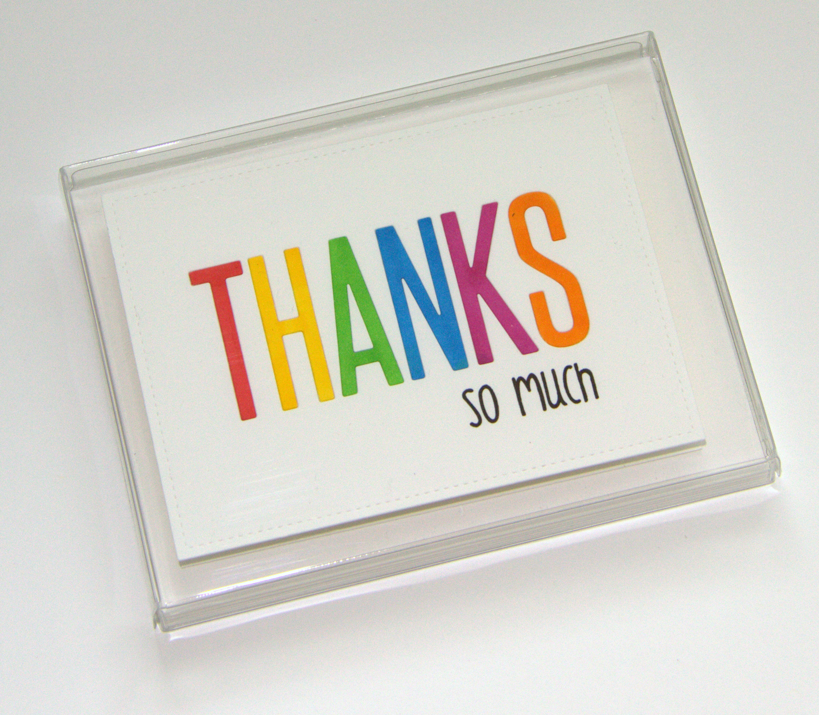 Example image of Thank You Cards
