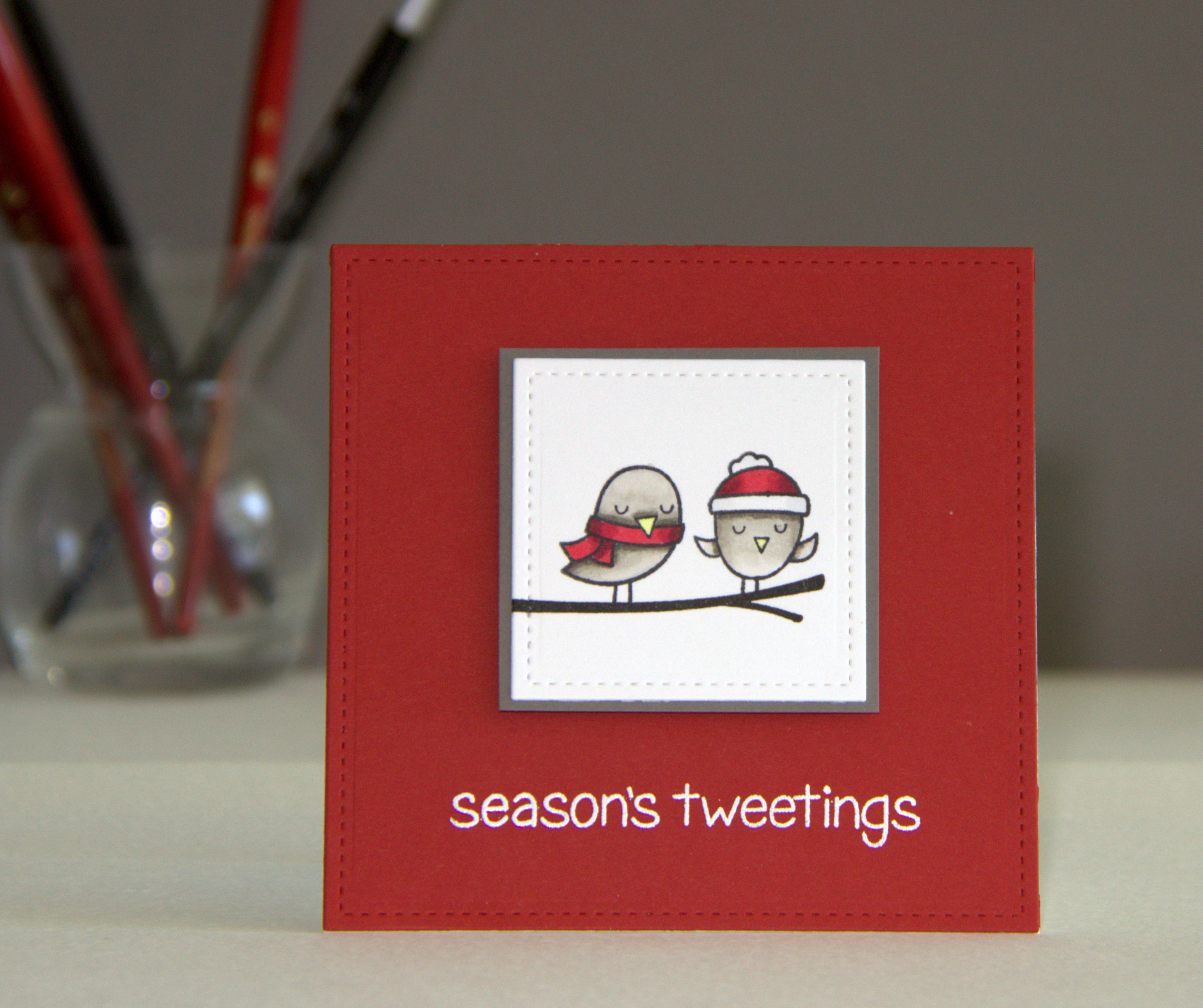 Example image of Season's Tweetings